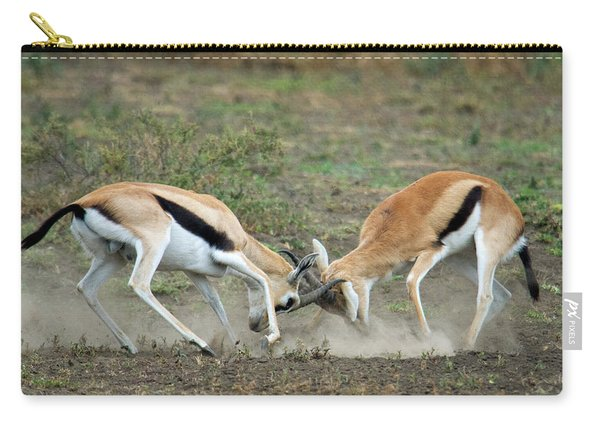 Thomsons Gazelle Eudorcas Thomsonii Carry-all Pouch