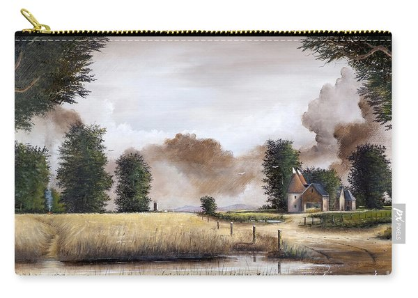 Through The Cornfield Carry-all Pouch