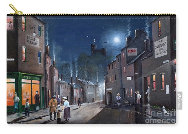 Tower Street Dudley C1930s Carry-all Pouch