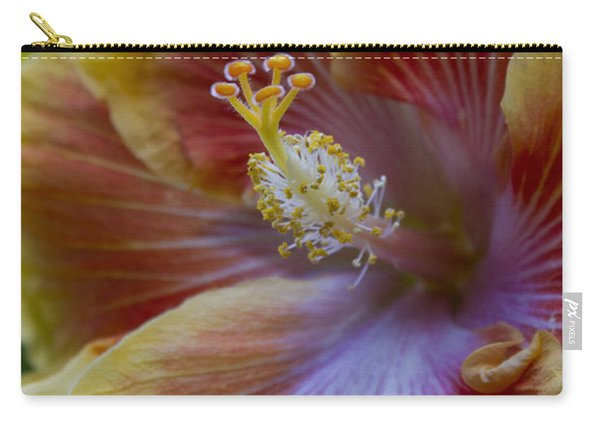 Tropical Hibiscus - Maui Hawaii Carry-all Pouch