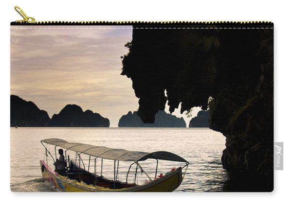 Tropical Holiday In Asia Carry-all Pouch