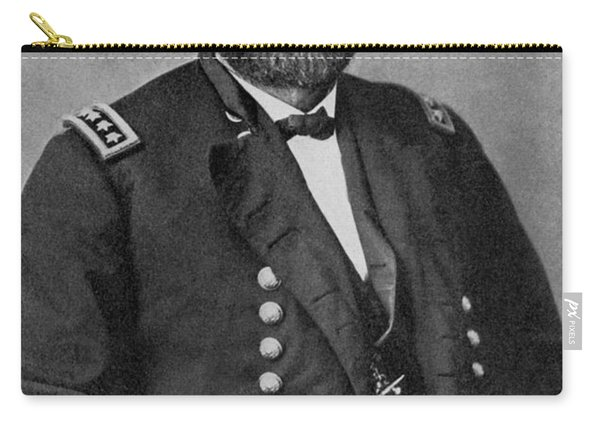 Ulysses S Grant Carry-all Pouch