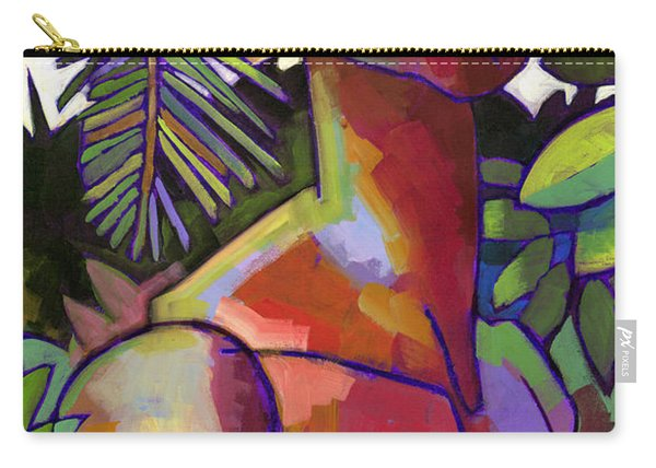 African Forest Carry-all Pouch