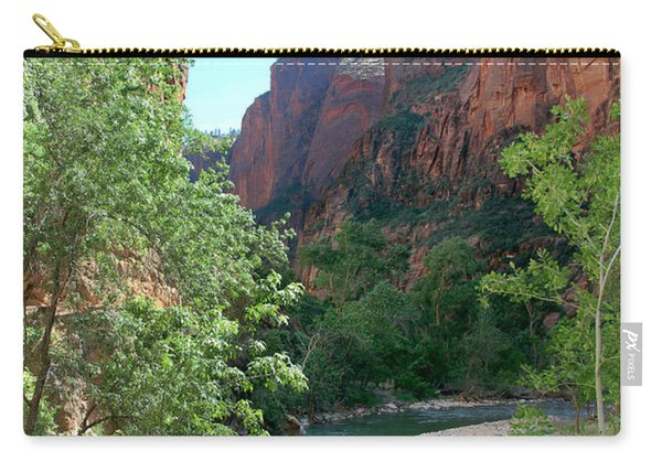 Virgin River Rapids Carry-all Pouch