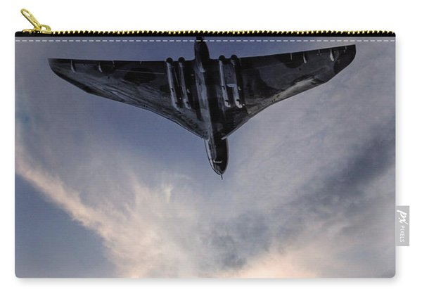 Vulcan Bomber Carry-all Pouch