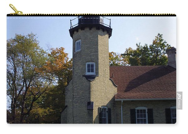 White River Light Station Carry-all Pouch