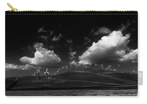 Windmill Electric Power Station Carry-all Pouch