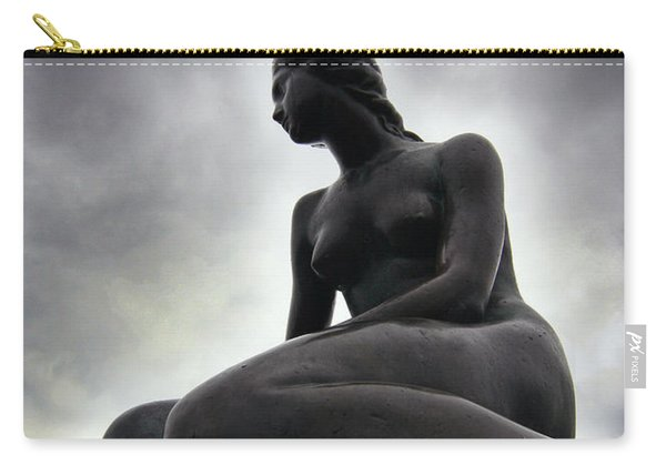 Woman Standing Strong Carry-all Pouch