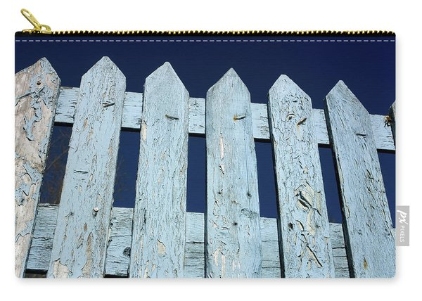 Wooden Barrier Carry-all Pouch