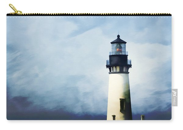 Yaquina Head Light Carry-all Pouch