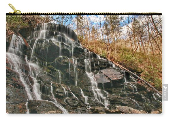 Yellow Branch Falls Carry-all Pouch