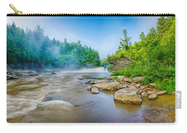 Youghiogheny River A Wild And Scenic Carry-all Pouch