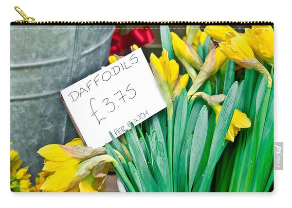 Daffodils Carry-all Pouch