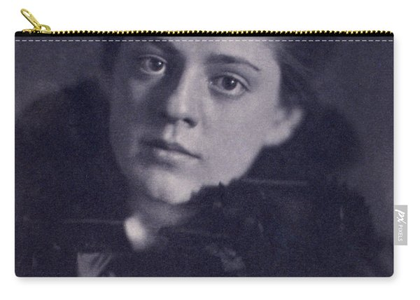Ethel Barrymore (1879-1959) Carry-all Pouch