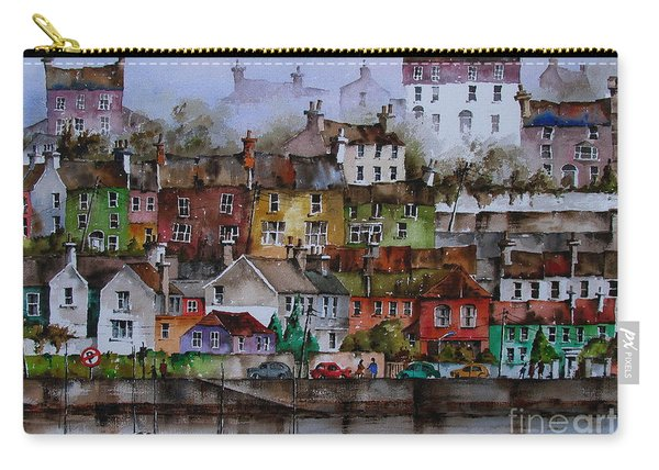 107 Windows Of Kinsale Co Cork Carry-all Pouch