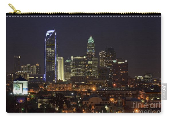 Charlotte Skyline Carry-all Pouch