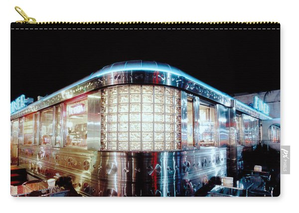 11th Street Diner Carry-all Pouch