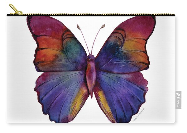 13 Narcissus Butterfly Carry-all Pouch