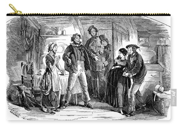 Dickens David Copperfield Carry-all Pouch