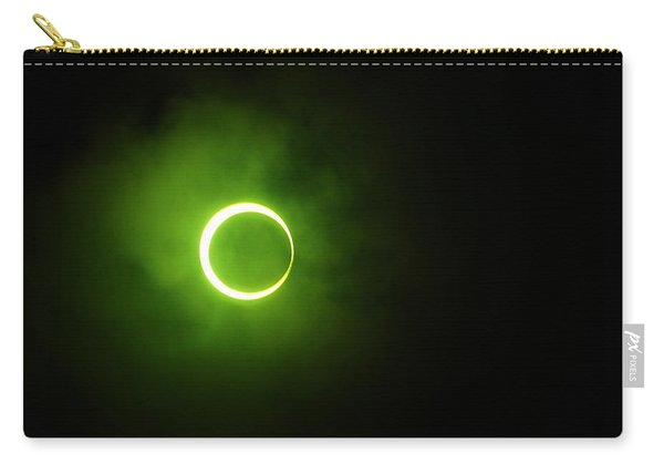 15 January 2010 Solar Eclipse Maldives Carry-all Pouch