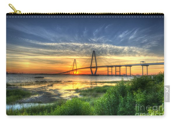 Lowcountry Sunset Carry-all Pouch