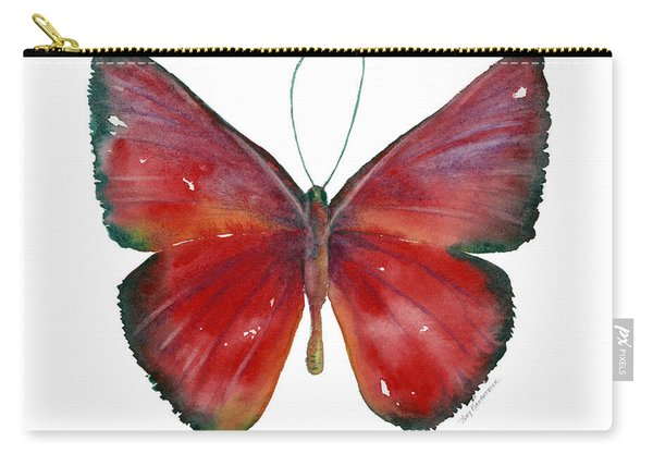 16 Mesene Rubella Butterfly Carry-all Pouch