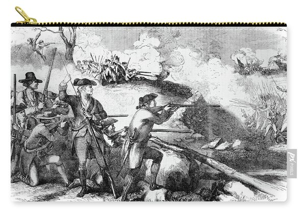 1700s 1770s April 18, 1775 Retreat Carry-all Pouch