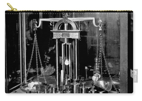 1848 California Gold Scale Carry-all Pouch