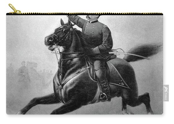 1860s Painting Sheridans Ride By T Carry-all Pouch