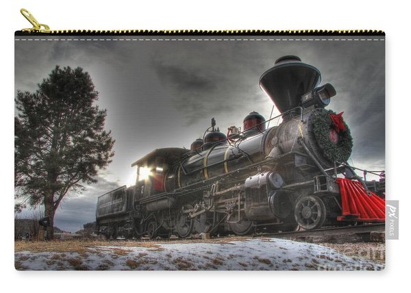 1880 Train Carry-all Pouch