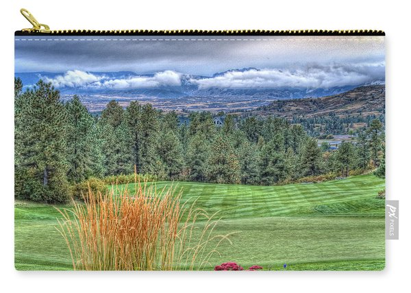 18th At The Ridge Carry-all Pouch