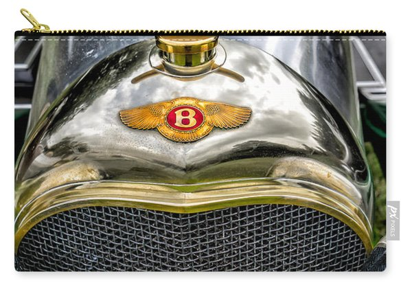 1927 Bentley Tourer Carry-all Pouch