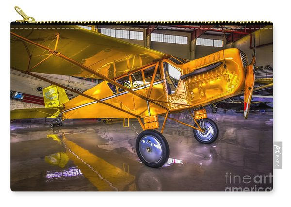 1929 Curtiss Robin Carry-all Pouch