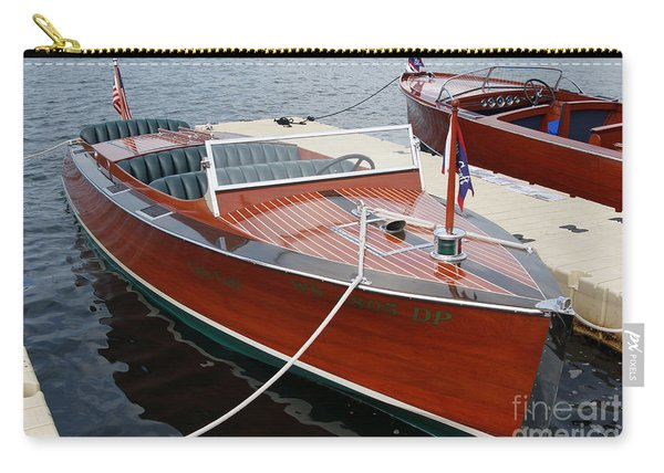 1930 Chris Craft Carry-all Pouch