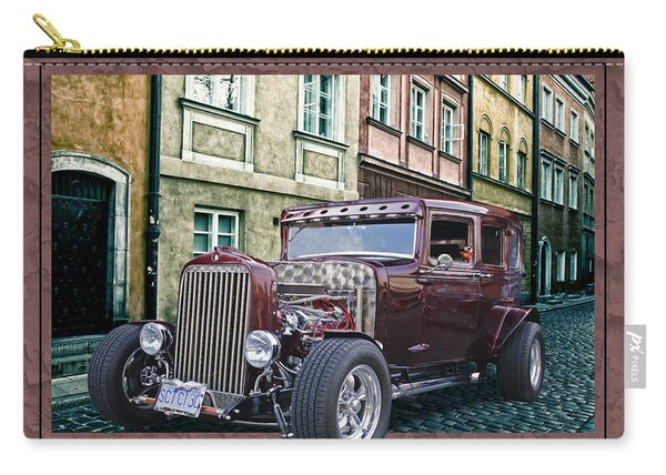 1931 Chev Carry-all Pouch