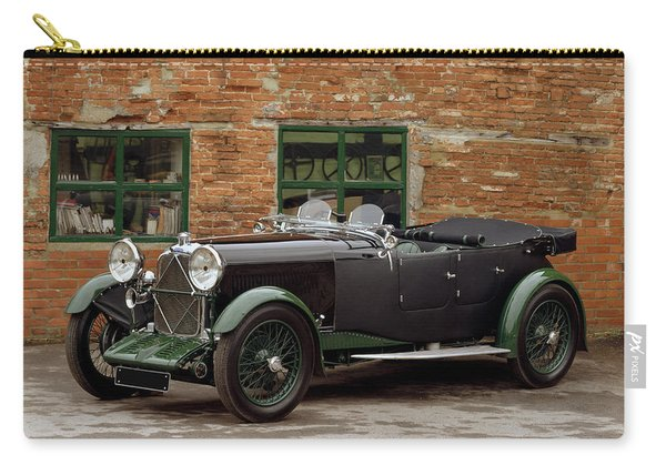1932 Lagonda 2.0 Litre Supercharged Carry-all Pouch