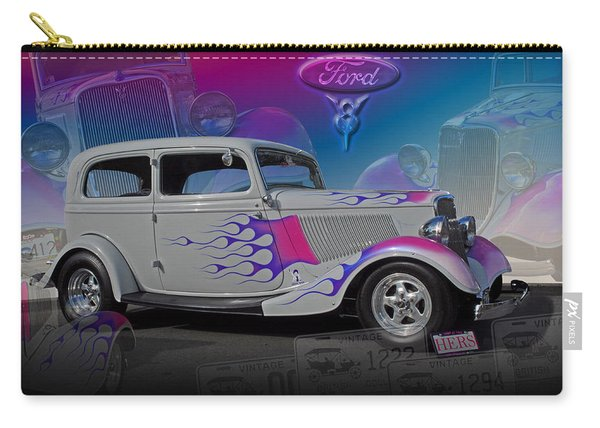 1934 Ford Delux Carry-all Pouch