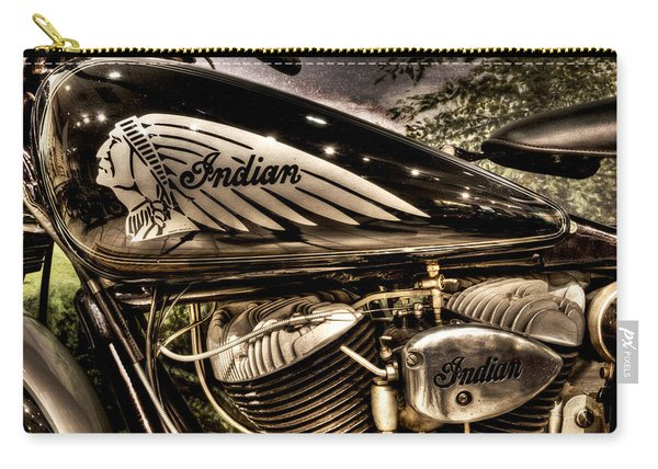 1934 Indian Chief Carry-all Pouch