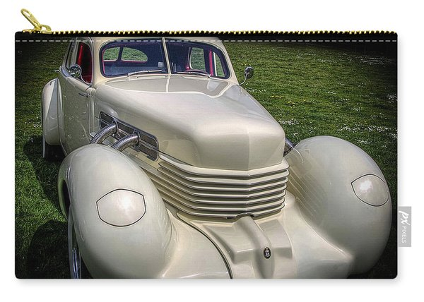 1936 Cord Automobile Carry-all Pouch