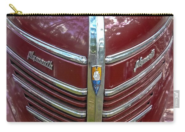 1939 Plymouth Carry-all Pouch