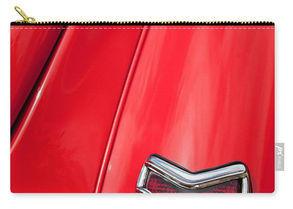 1940 Ford Deluxe Coupe Taillight Carry-all Pouch