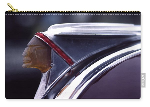 1941 Pontiac Hood Ornament Carry-all Pouch