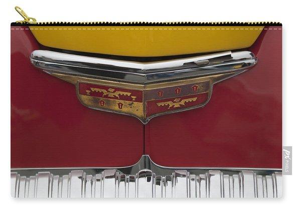 1946 Desoto Emblem Carry-all Pouch