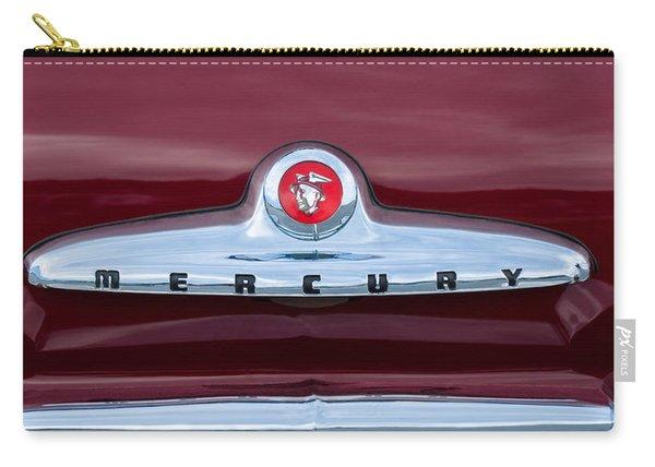 1949 Mercury Coupe Emblem Carry-all Pouch