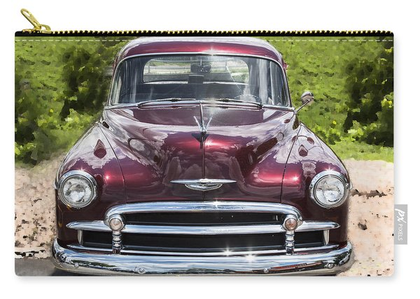 1950 Chevrolet Beauty Carry-all Pouch