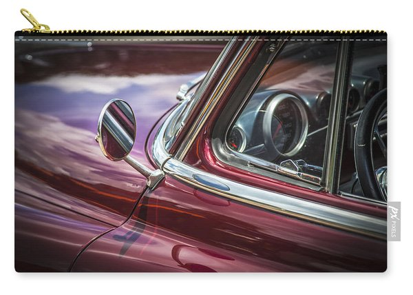 1950 Chevrolet Side View Mirror Carry-all Pouch