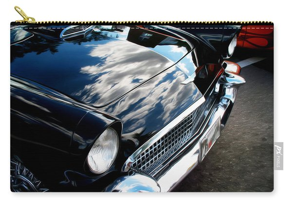 1950s Ford Thunderbird Carry-all Pouch