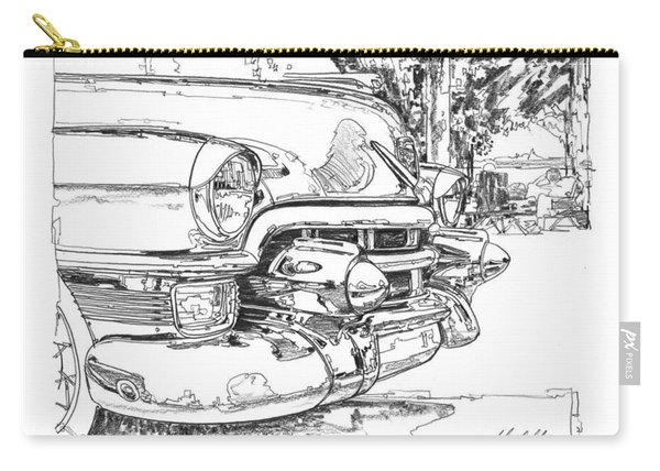 1954 Cadillac Study Carry-all Pouch