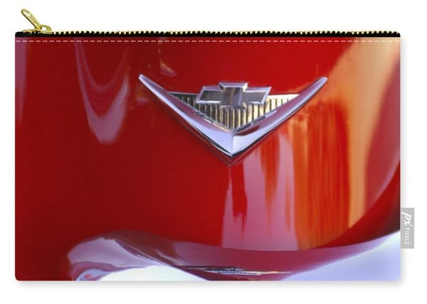 1955 Chevrolet Belair Nomad Emblem Carry-all Pouch