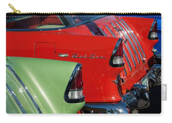 1955 Chevrolet Belair Nomad Taillights Carry-all Pouch